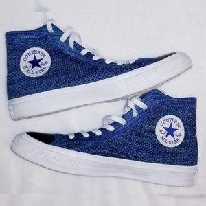 Converse All Star Mid Sneakers women 9.5 Men 7.5